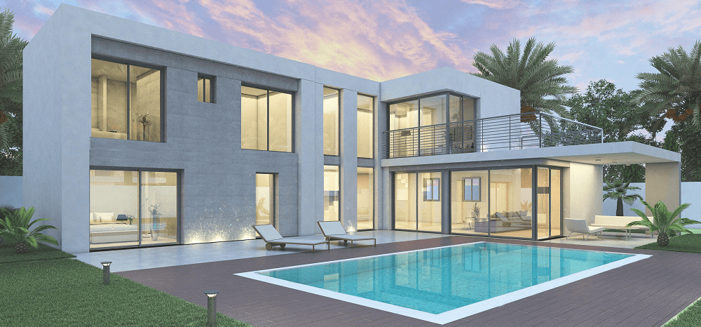 Blue Lotus Turnkey Villas in La Cala Golf