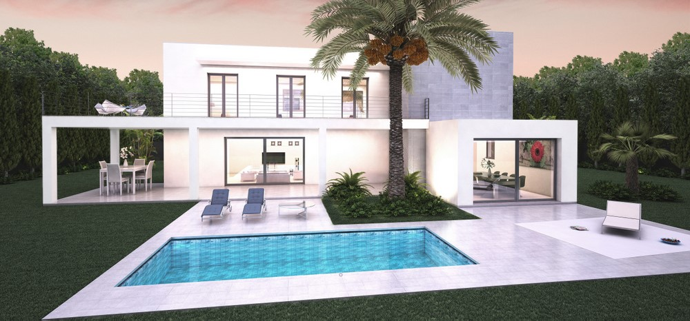 Off plan turnkey villa in La Mairena