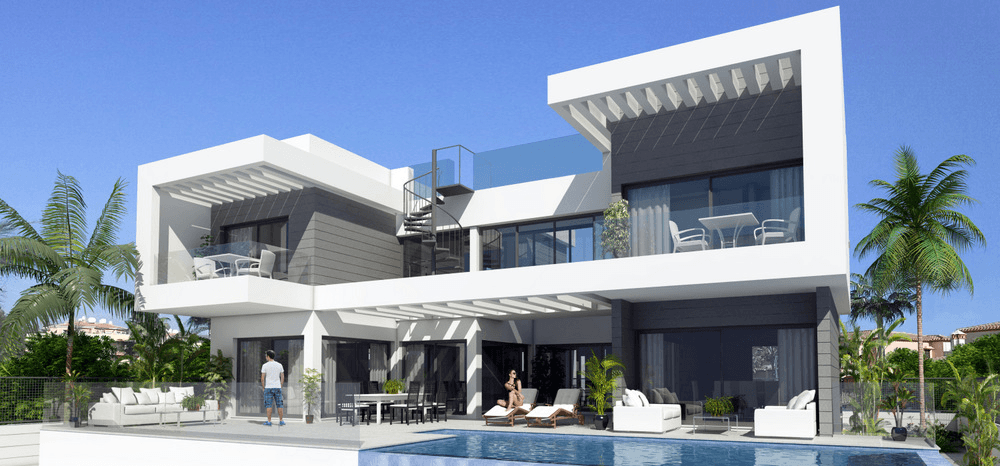Villa project in Mijas