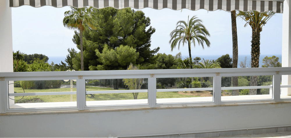 Large apartment with sea views in Torre Real