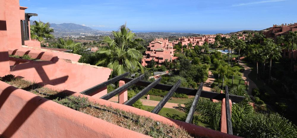 Luxury penthouse in La Mairena