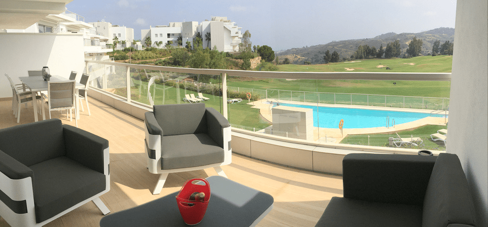 Luxury apartment in La Cala Golf Resort