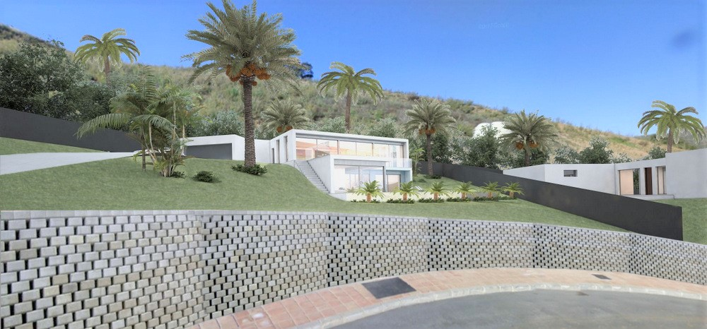 Modern villa in La Cala Golf